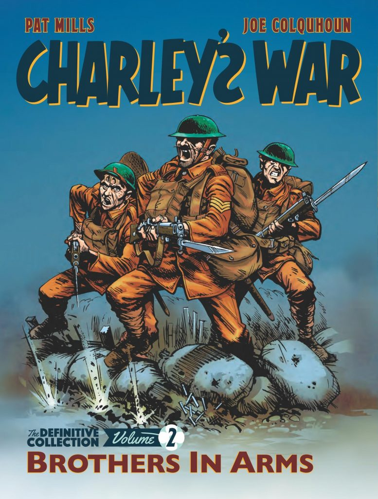 Charley's War: The Definitive Collection Volume 2 – Brothers in Arms