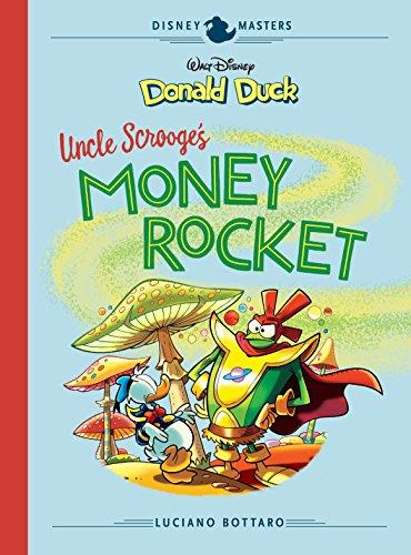 Disney Masters: Donald Duck – Uncle Scrooge's Money Rocket