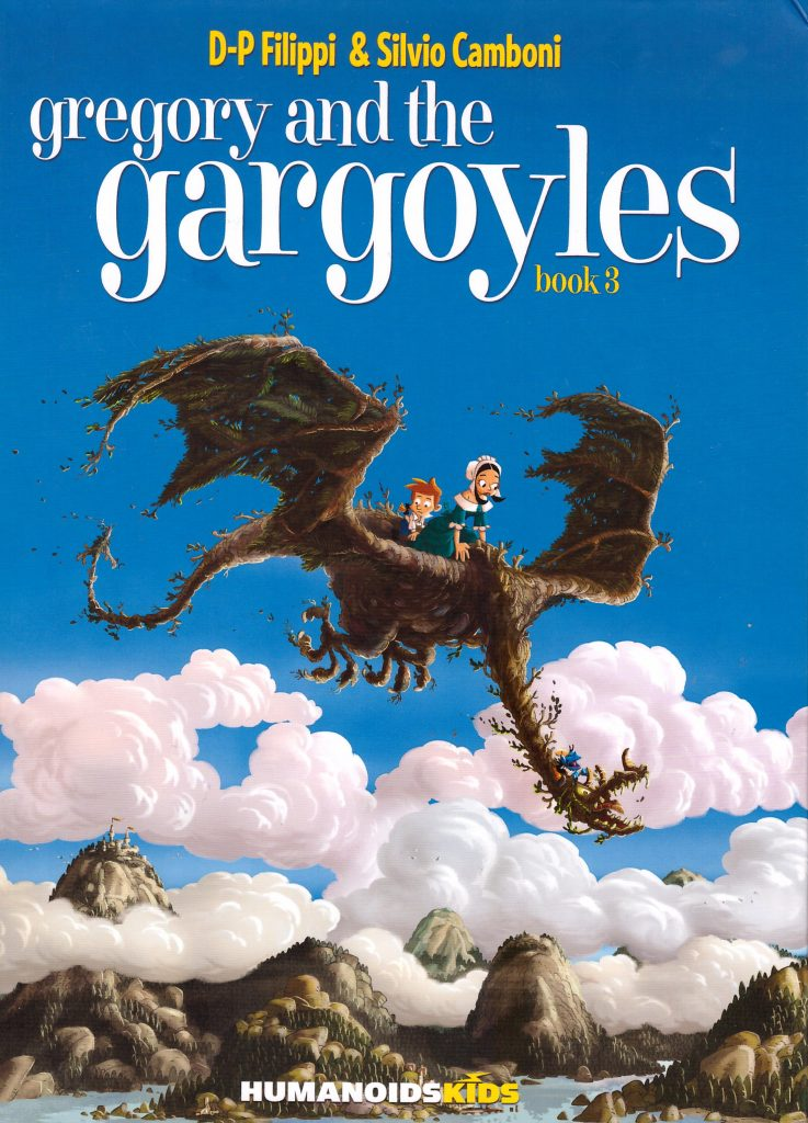 Gregory and the Gargoyles Book 3