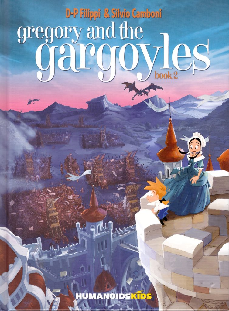Gregory and the Gargoyles Book 2