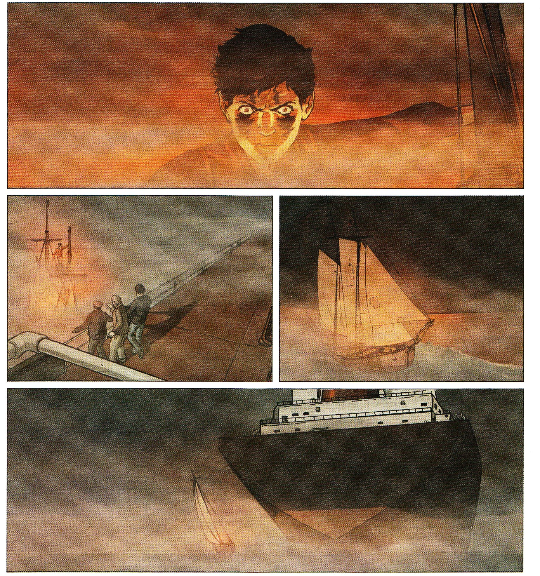 The Adventures of John Blake Mystery of the Ghost Ship Review