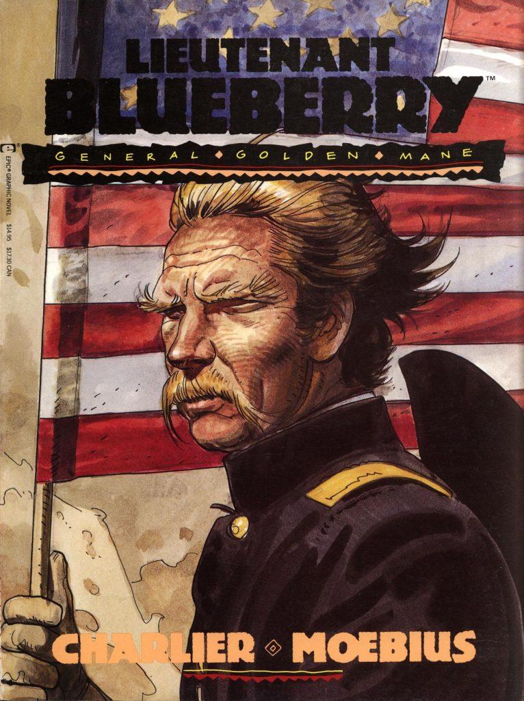 Lieutenant Blueberry: General Golden Mane