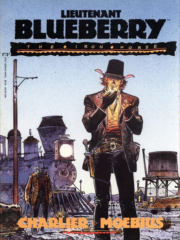 Lieutenant Blueberry: The Iron Horse