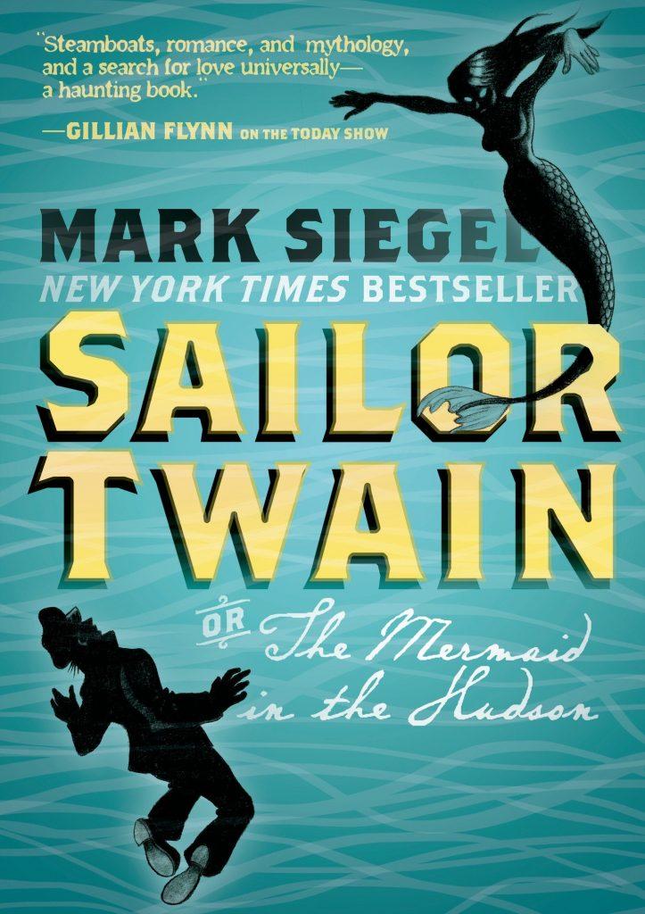 Sailor Twain or Mermaid in the Hudson