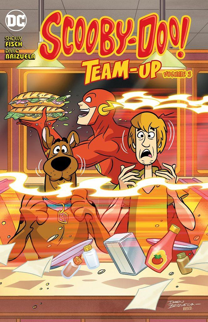 Scooby-Doo Team-Up Volume 3