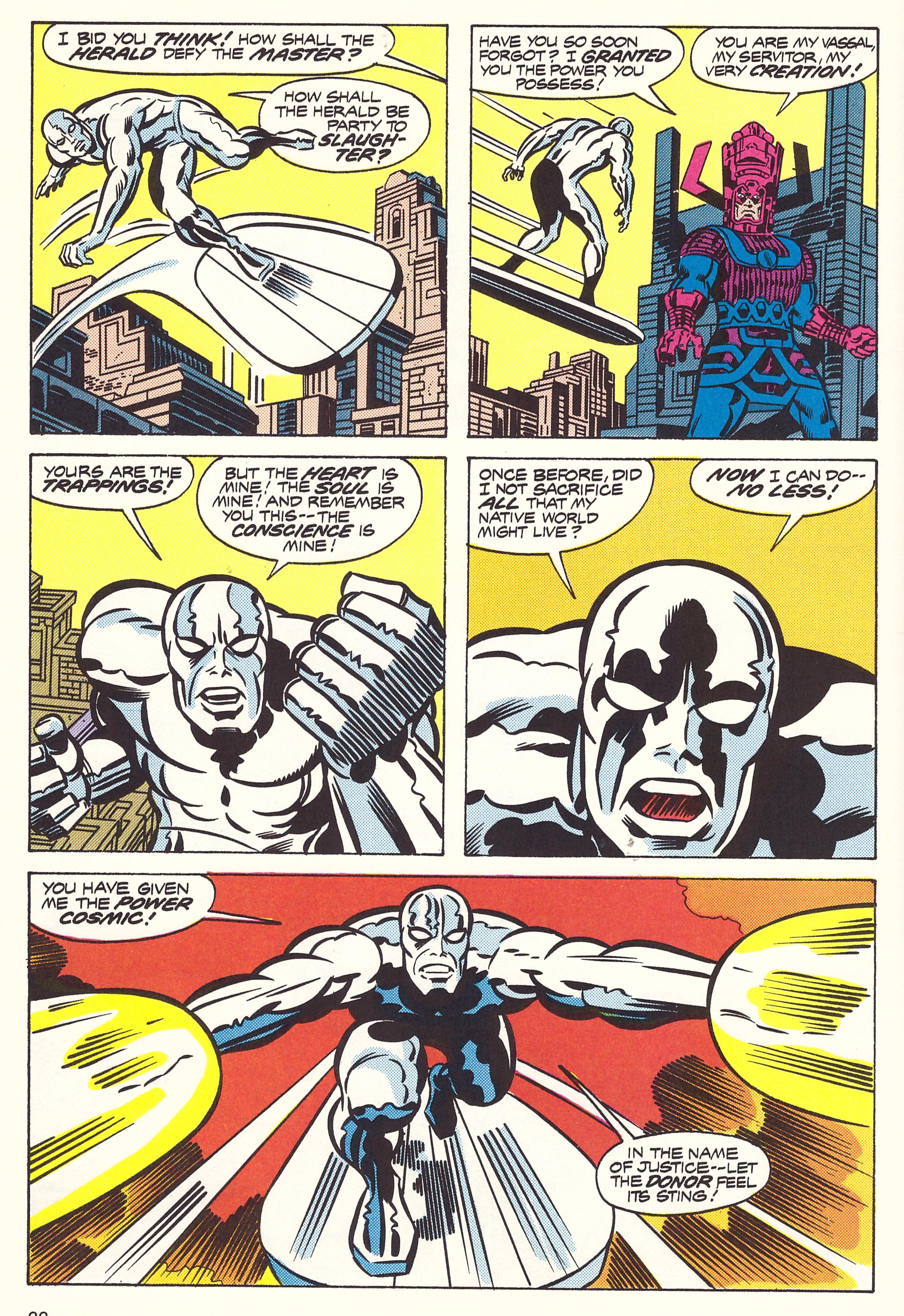 The Silver Surfer graphic novel review