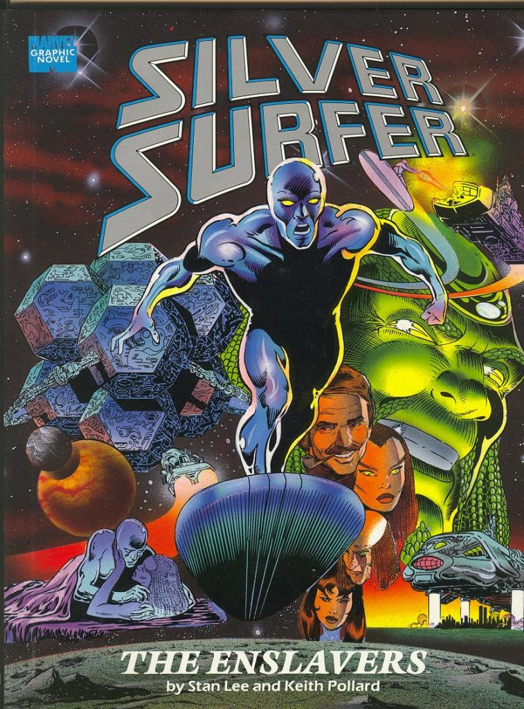 Silver Surfer: The Enslavers