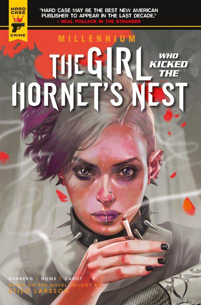 Millennium: The Girl who Kicked the Hornet's Nest