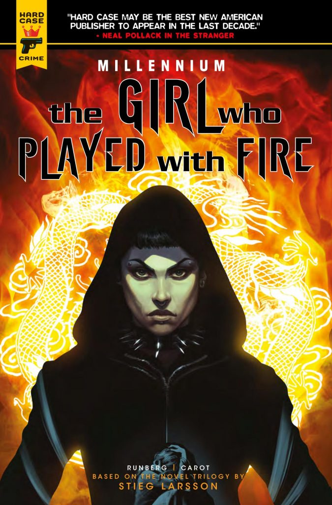 Millennium: The Girl who Played With Fire