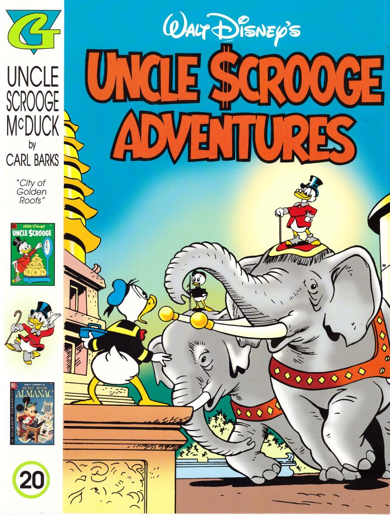 Uncle Scrooge Adventures by Carl Barks in Color 20
