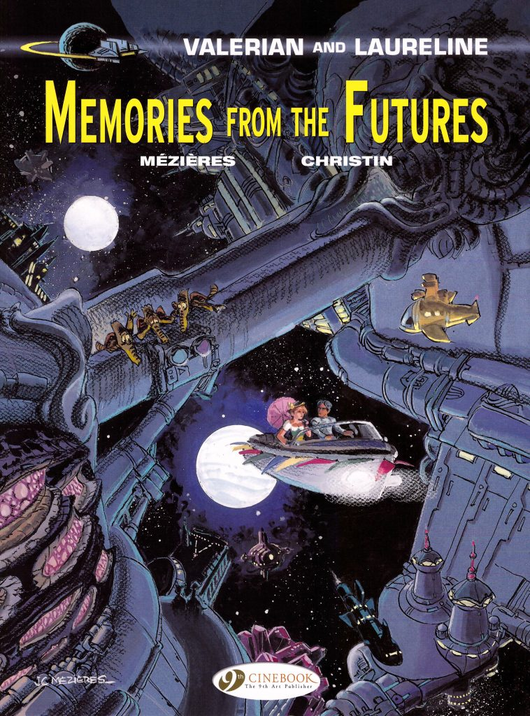 Valerian and Laureline: Memories From the Futures