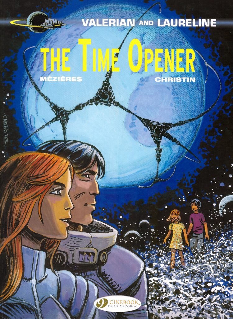 Valerian and Laureline: The Time Opener