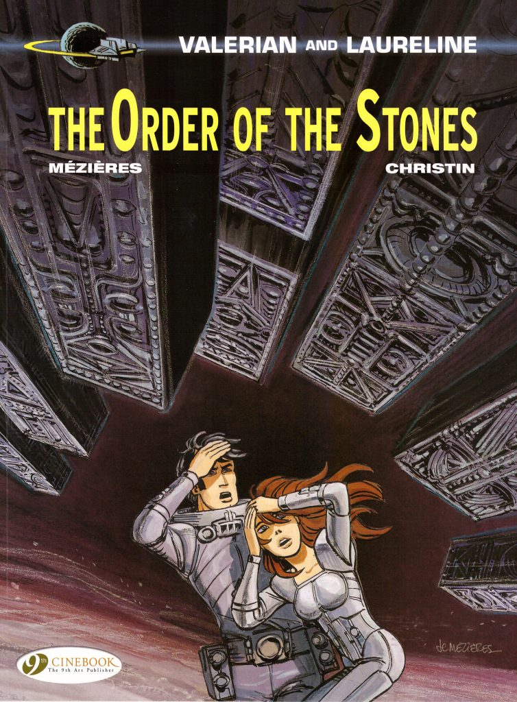 Valerian and Laureline: The Order of the Stones