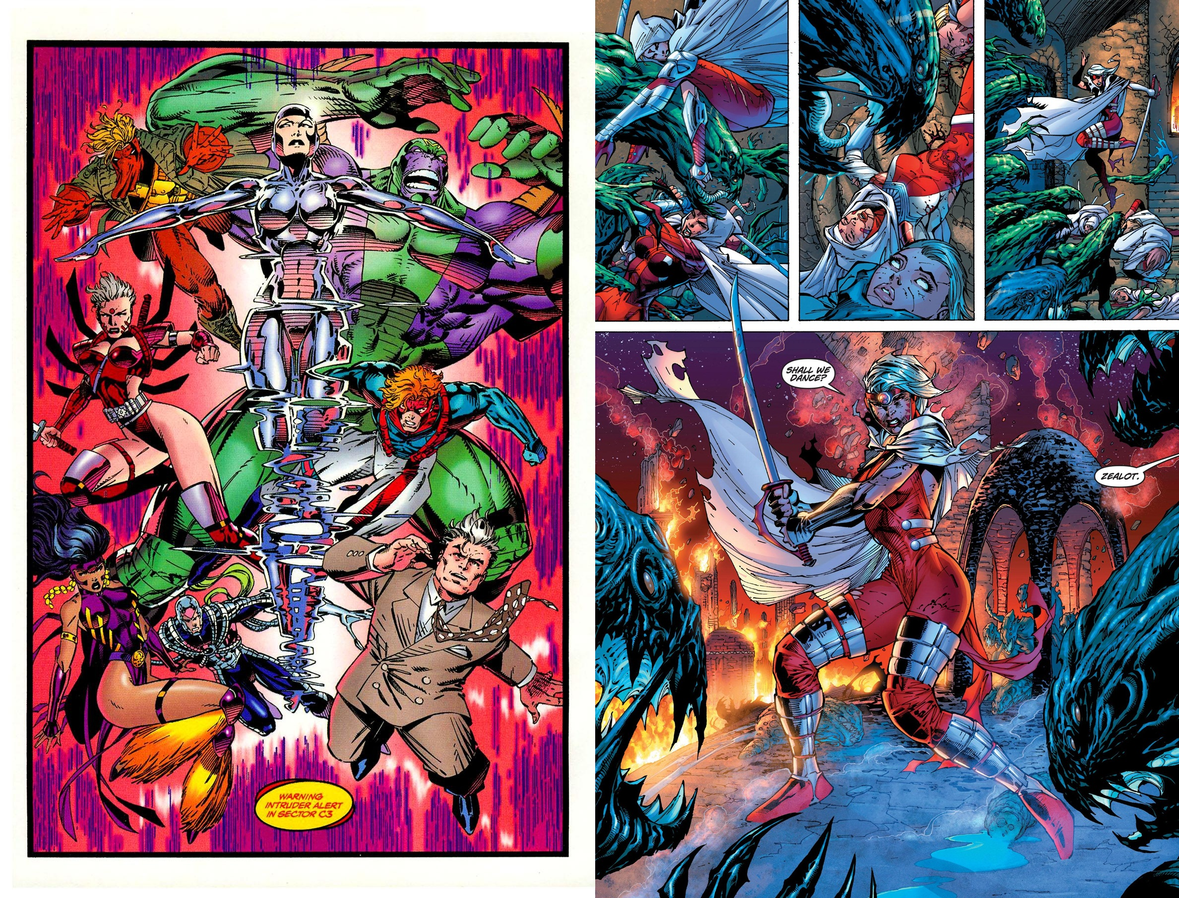 Absolute WildC.A.T.S. review
