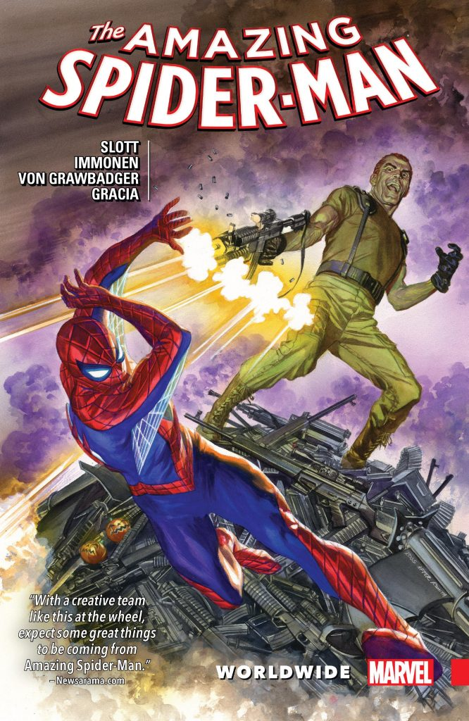 Amazing Spider-Man: Worldwide Vol. 6 – The Osborn Identity