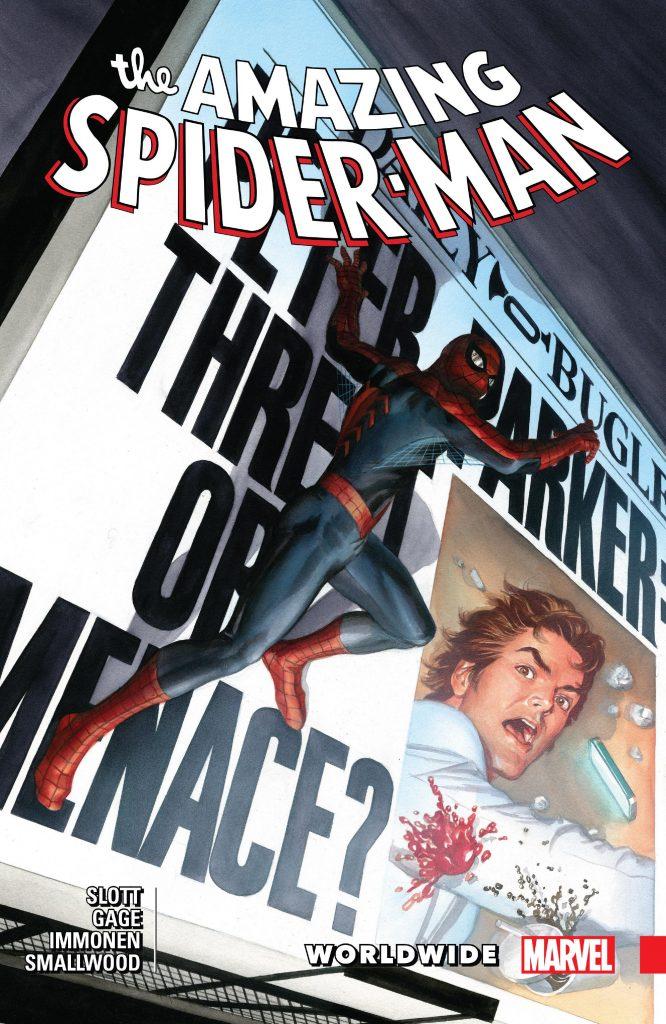 Amazing Spider-Man: Worldwide Vol. 7 – Secret Empire