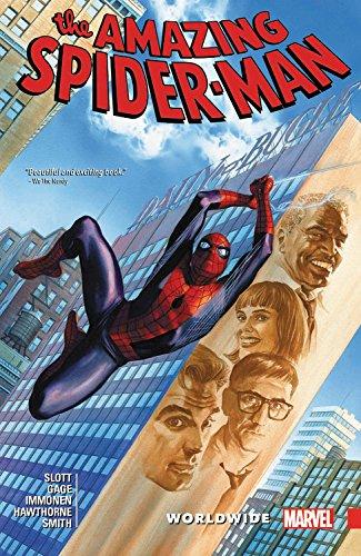Amazing Spider-Man: Worldwide Vol. 8 – Threat Level Red