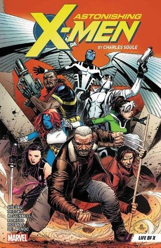 Astonishing X-Men: Life of X