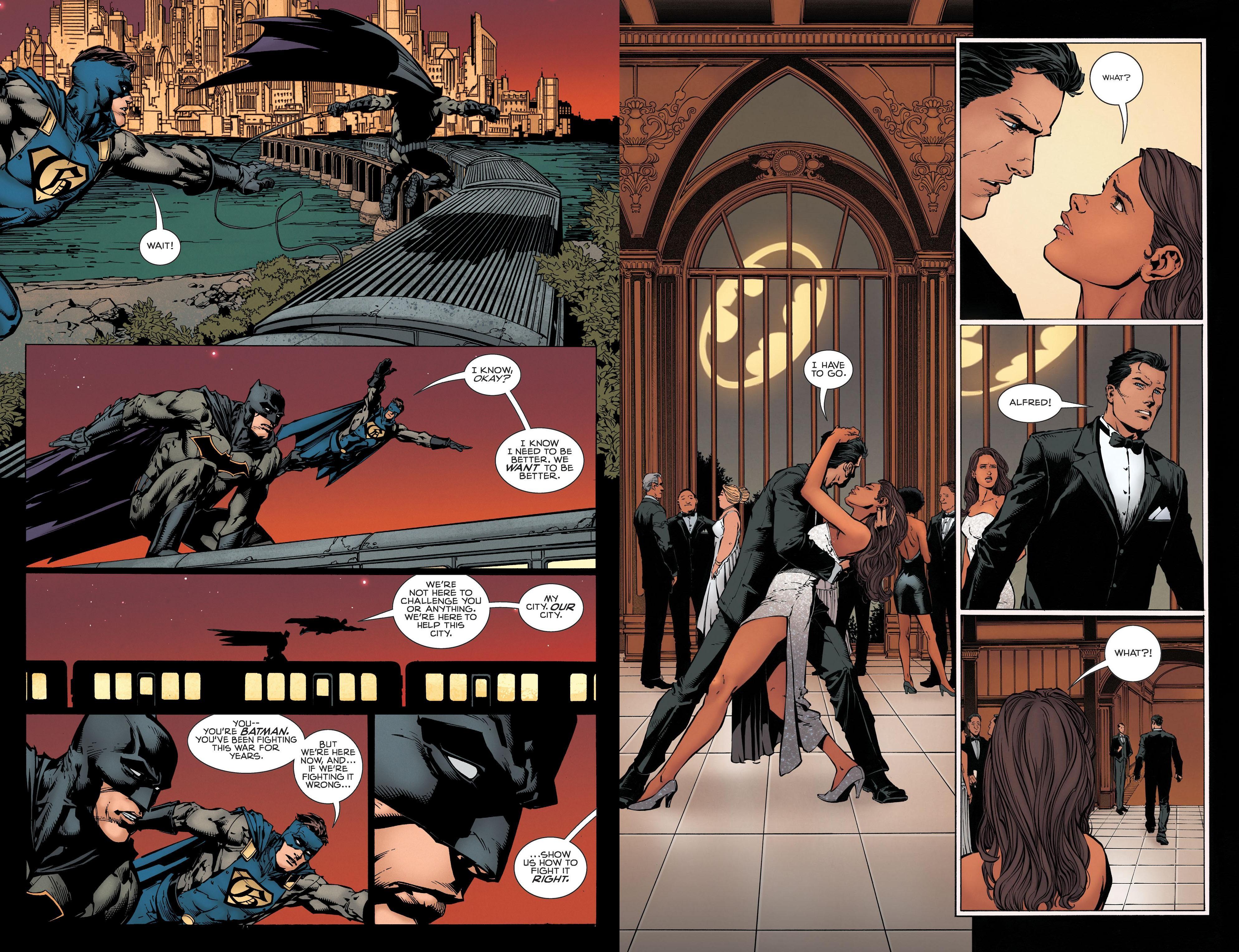 Batman - I Am Gotham review