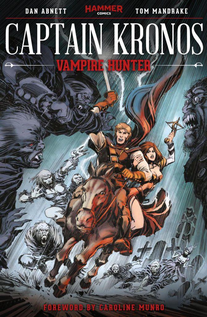 Captain Kronos, Vampire Hunter