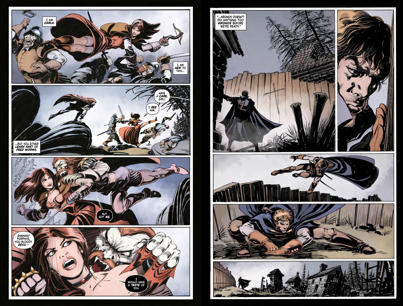 Captain Kronos Vampire Hunter review