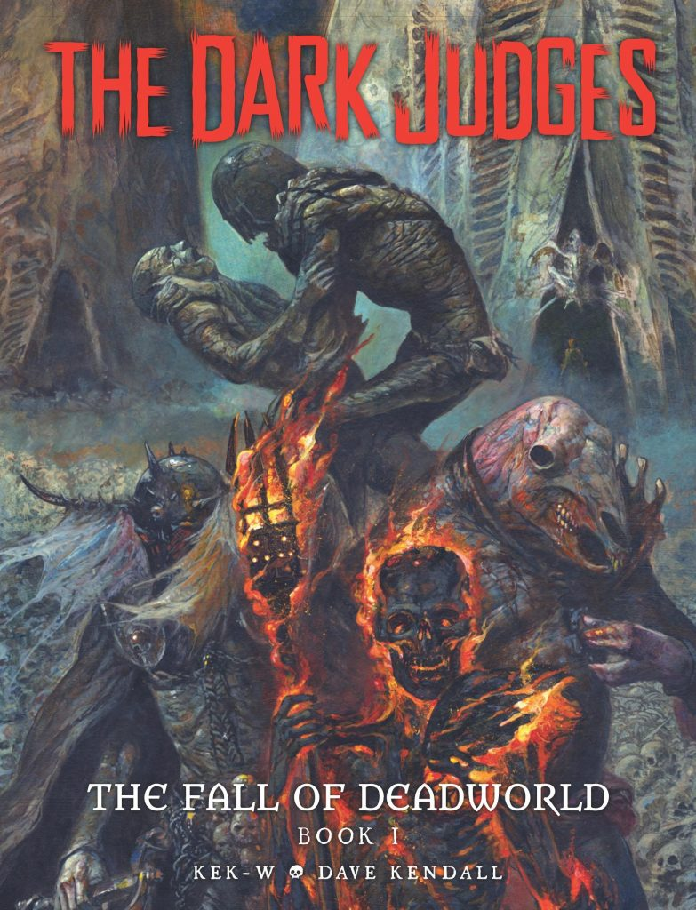 The Dark Judges: The Fall of Deadworld Book 1