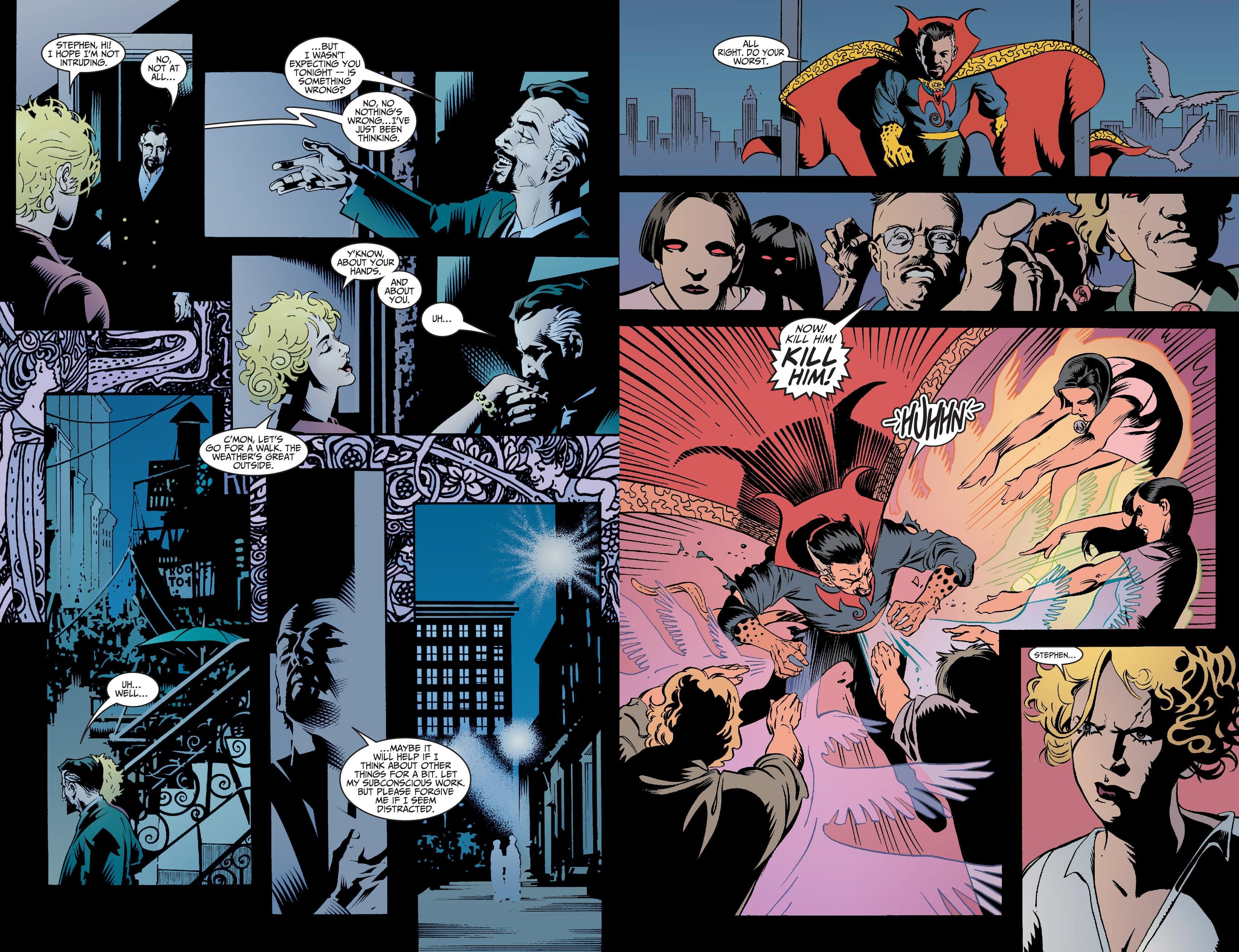 Doctor Strange The Flight of Bones review
