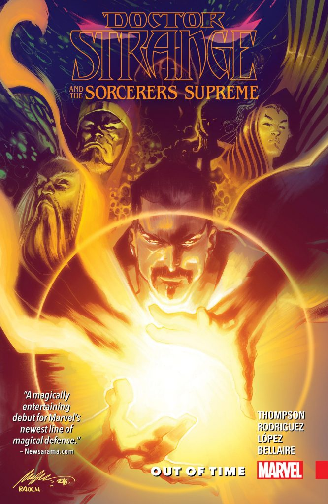 Doctor Strange and the Sorcerers Supreme: Out of Time
