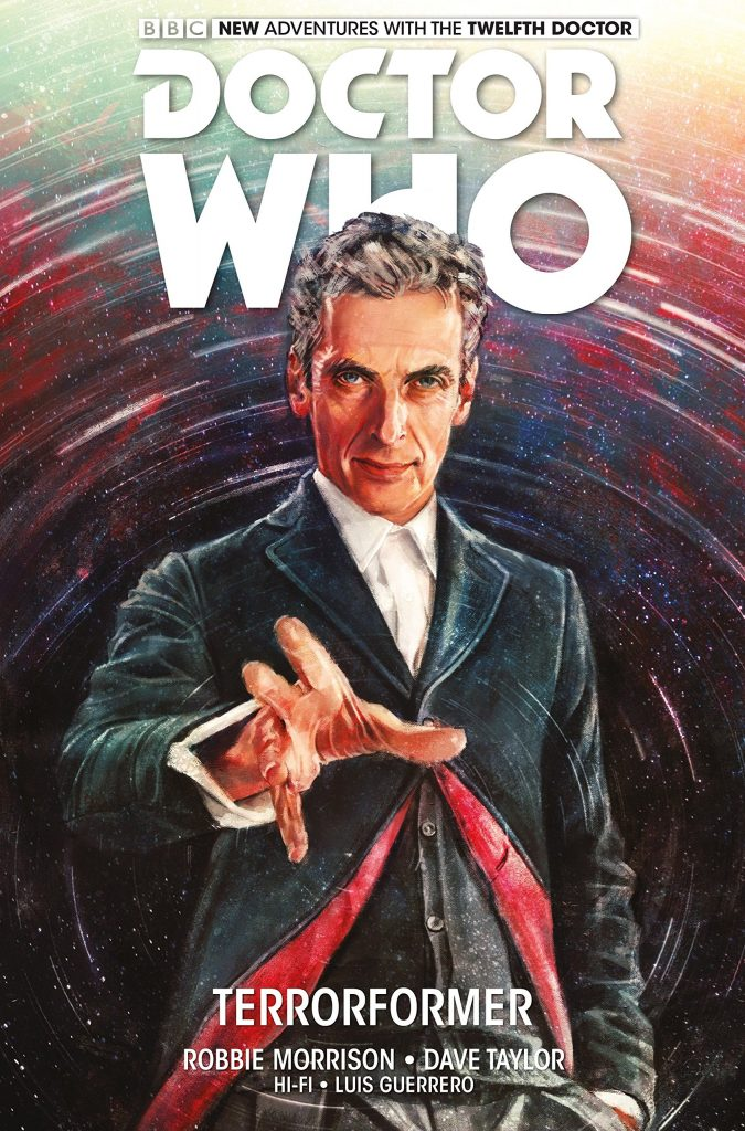 Doctor Who: Terrorformer