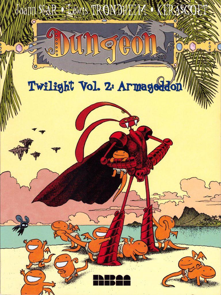Dungeon Twilight Vol. 2: Armageddon
