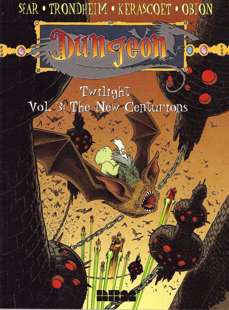 Dungeon Twilight Vol. 3: The New Centurions