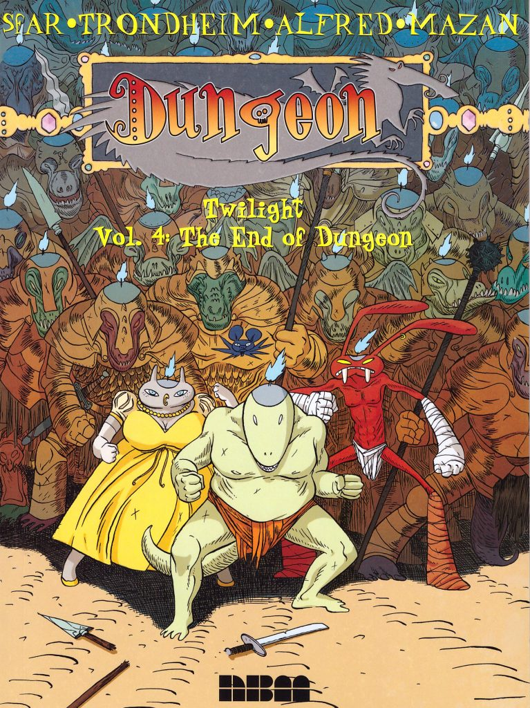 Dungeon Twilight Vol. 4: The End of the Dungeon