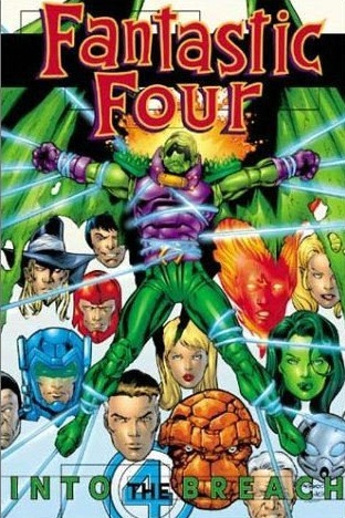 Fantastic Four: Into the Breach