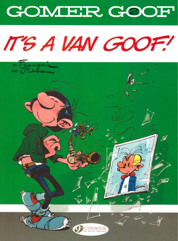 Gomer Goof 2: It's a Van Goof