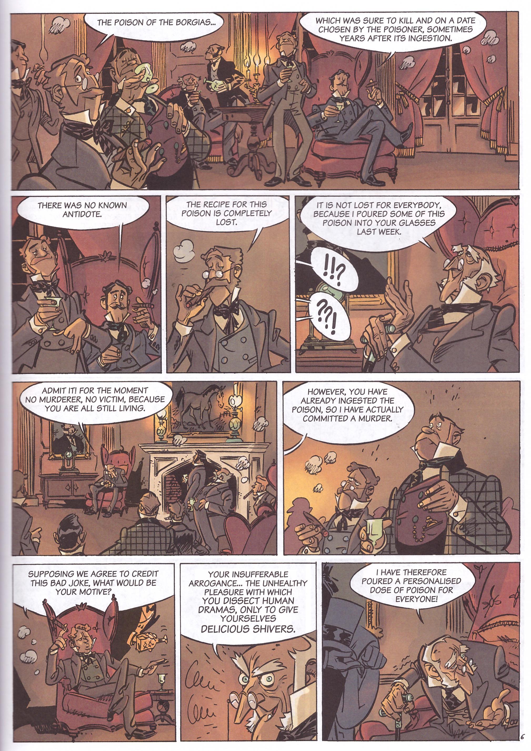 Green Manor Assassins and Gentlemen review