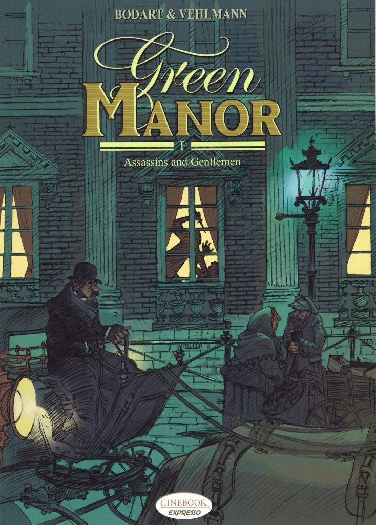 Green Manor I: Assassins and Gentlemen