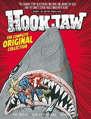 Hook Jaw: The Complete Original Collection