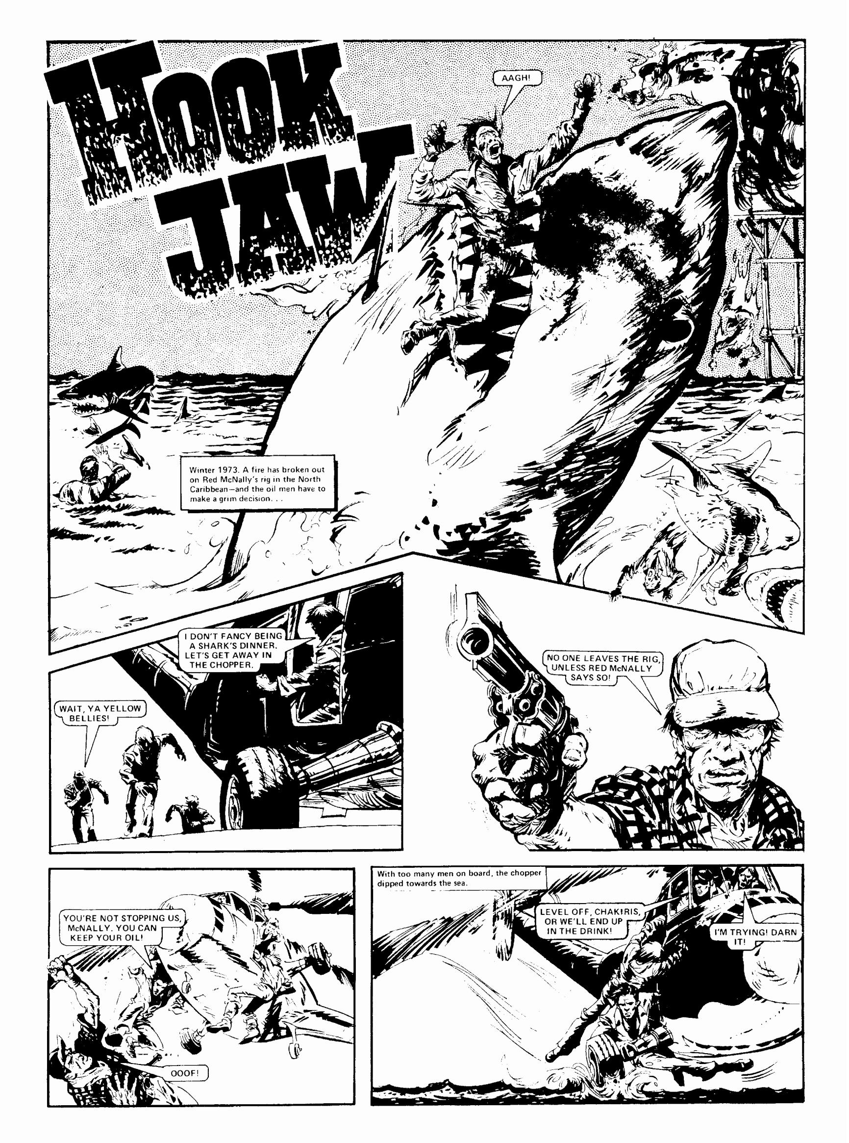 Hook Jaw review
