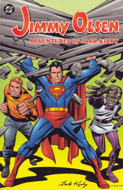 Jimmy Olsen: Adventures by Jack Kirby Vol. 1