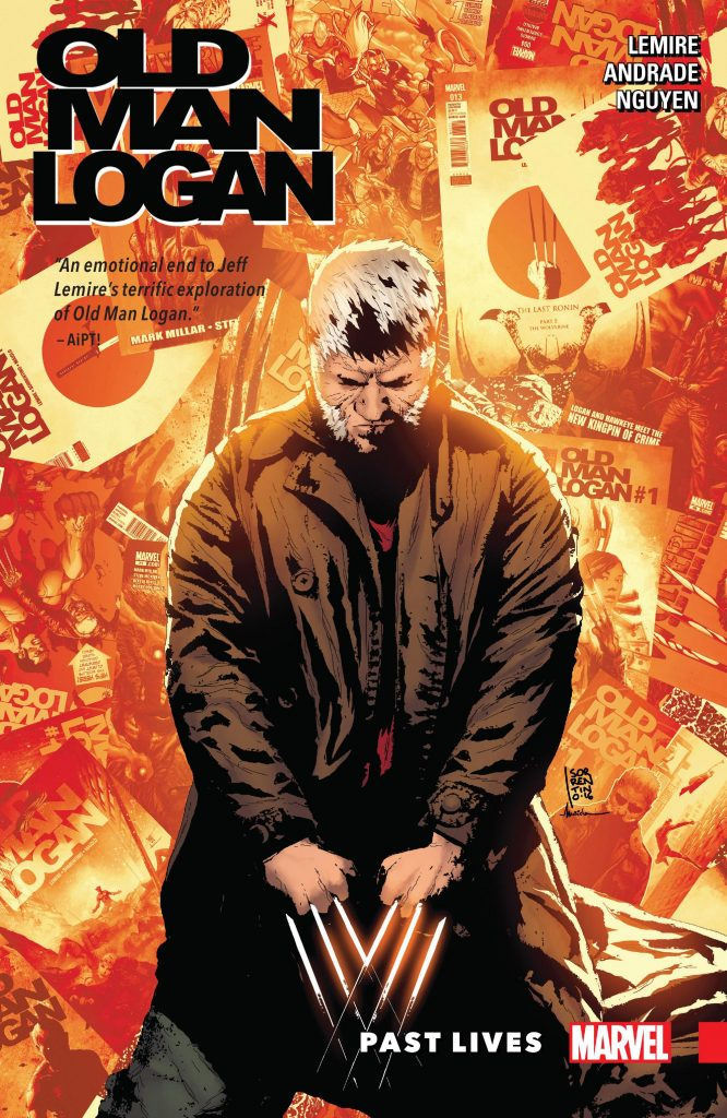 Old Man Logan: Past Lives