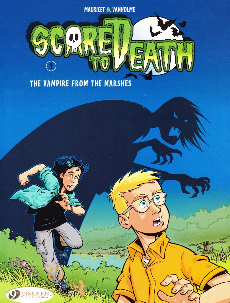 Scared To Death 1: The Vampire From The Marshes