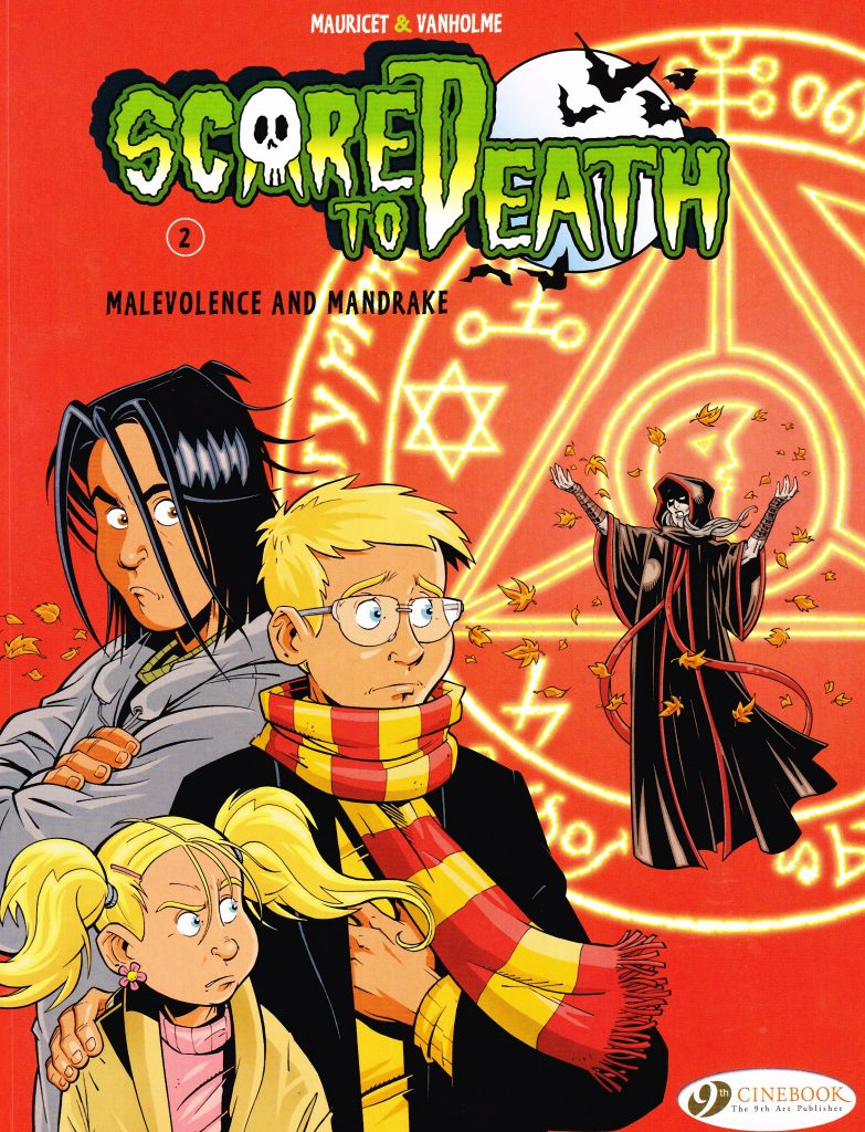 Scared To Death 2: Malevolence And Mandrake