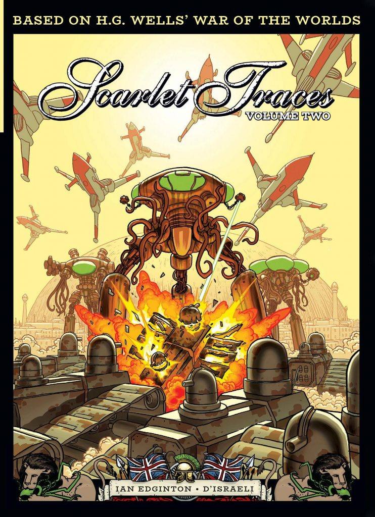Scarlet Traces Volume Two