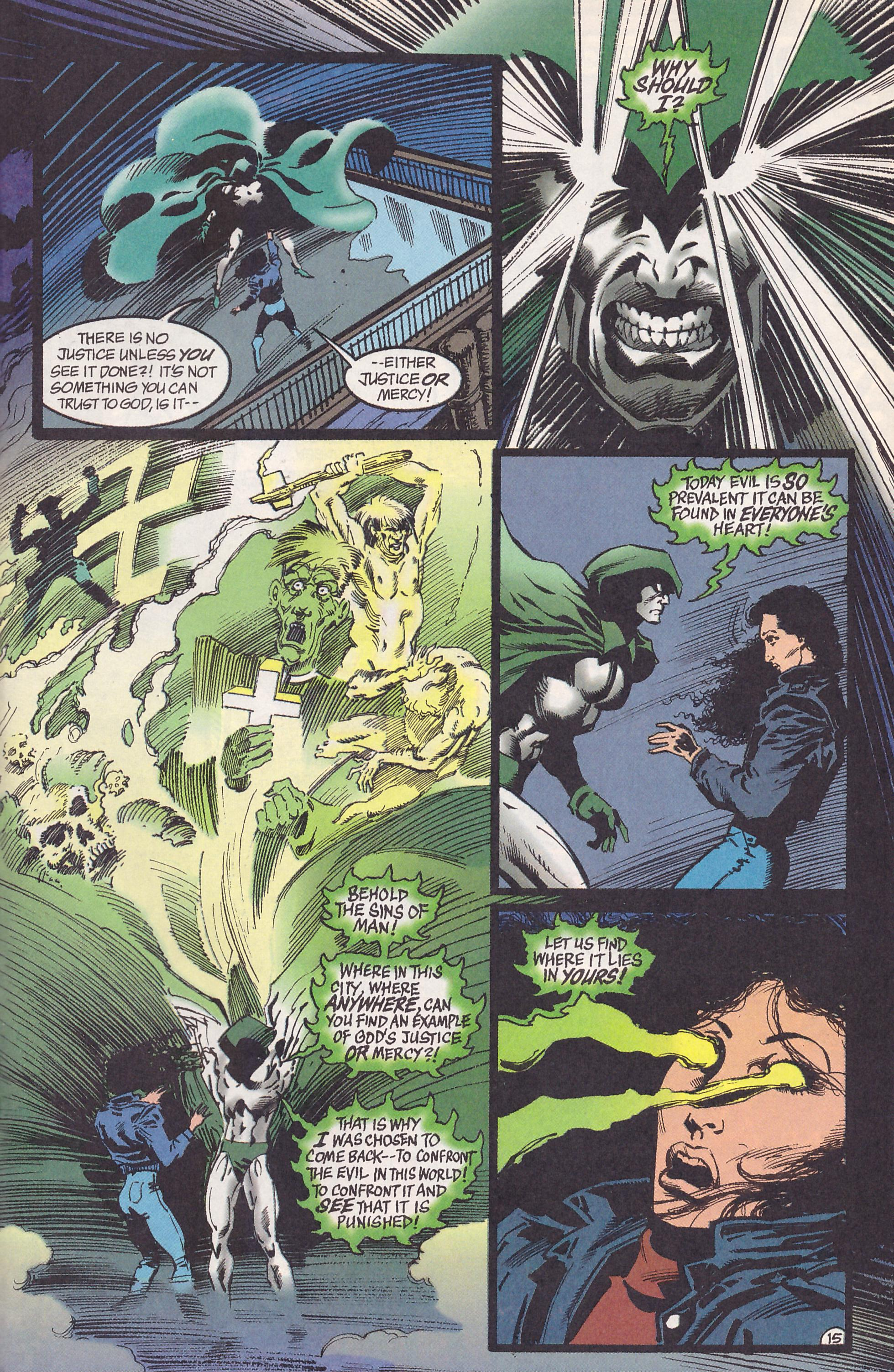 The Spectre Crimes and Judgments review