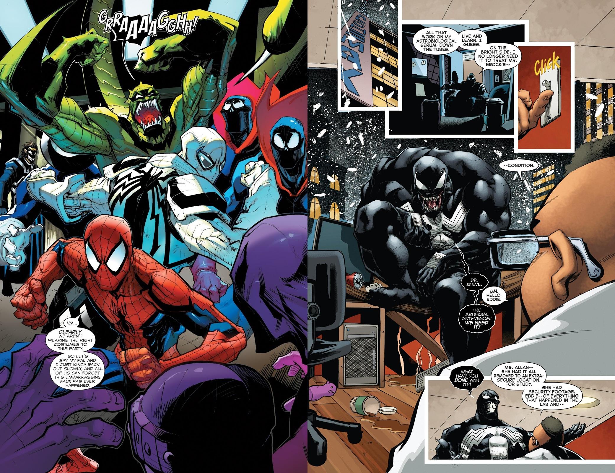 Spider-Man Venom Inc review