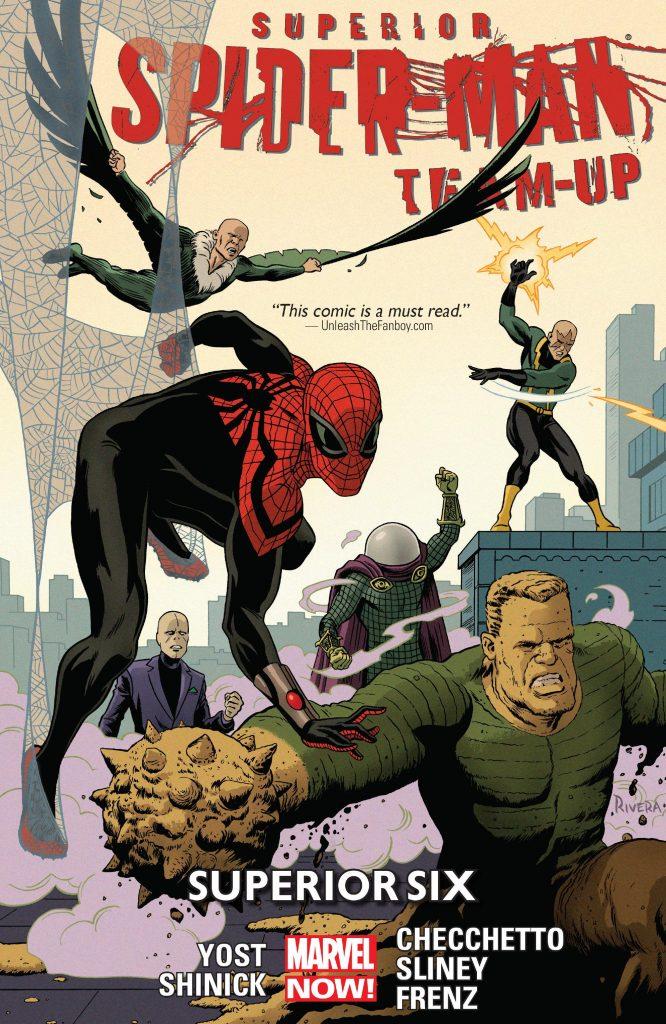 Superior Spider-Man Team-Up: Superior Six