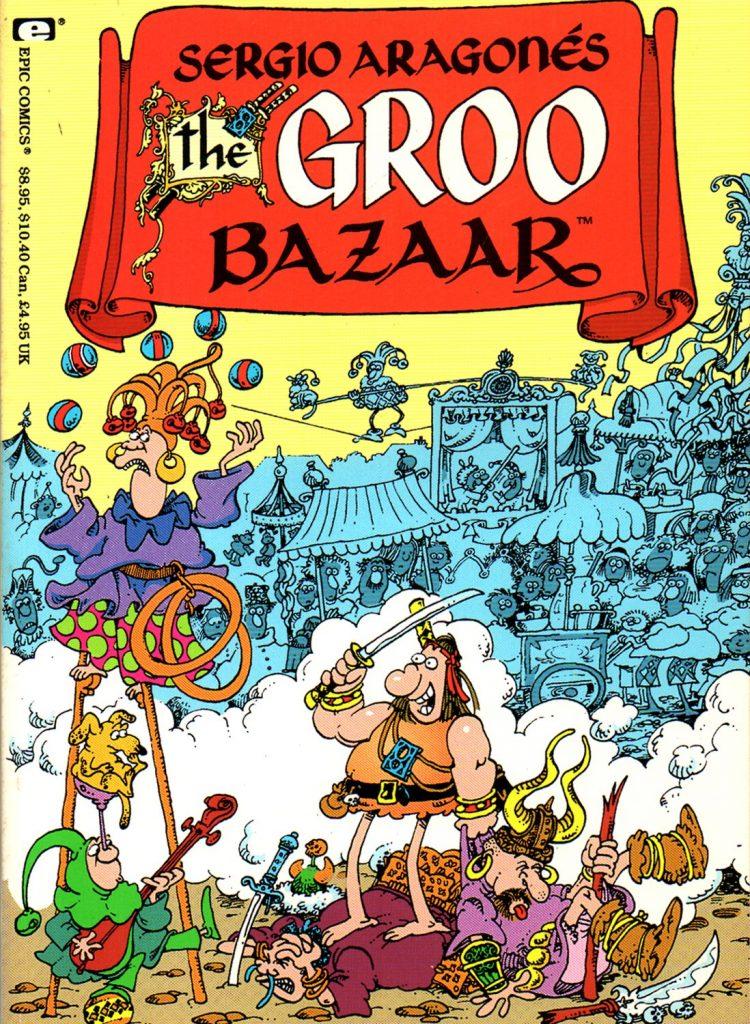 The Groo Bazaar
