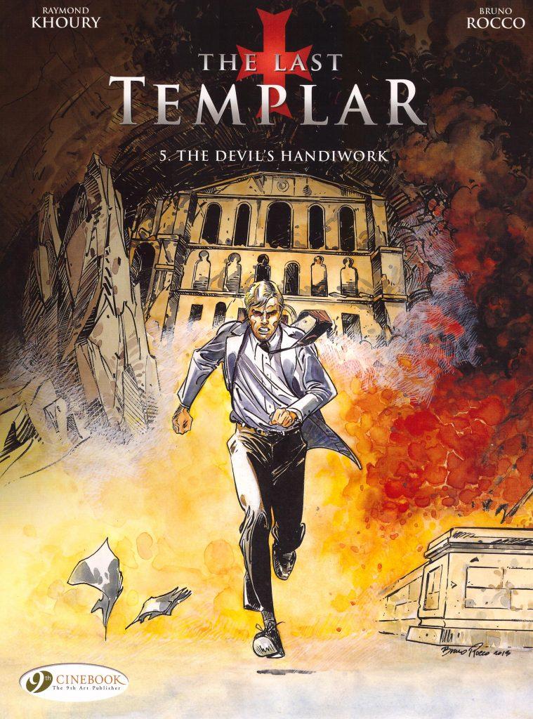 The Last Templar 5: The Devil's Handiwork