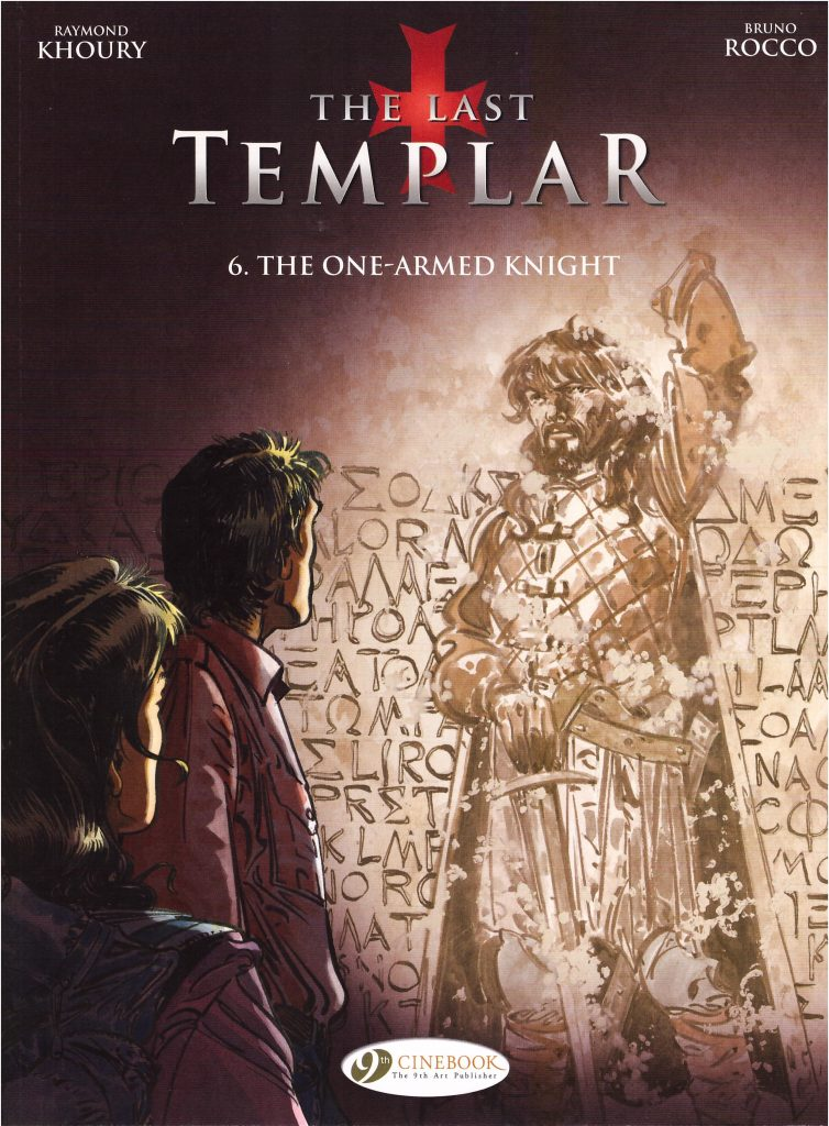 The Last Templar 6: The One-Armed Knight