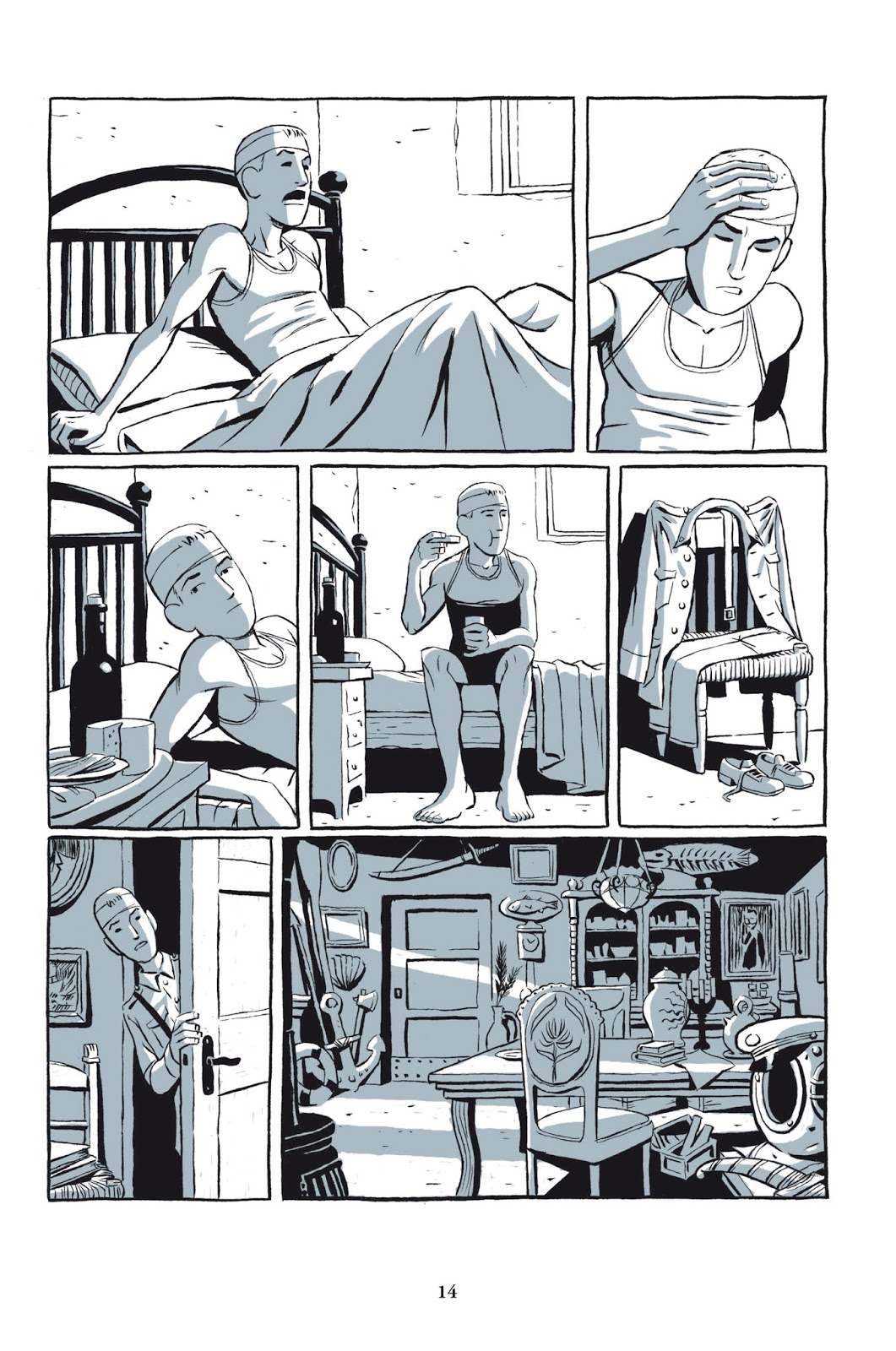 The Lighthouse graphic novel review